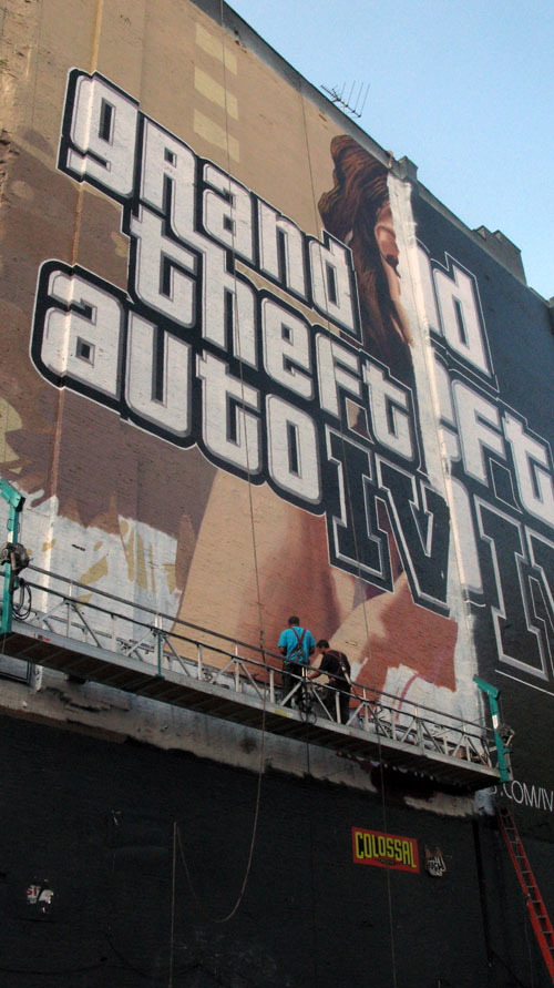 GTA 4 in Oct - 06