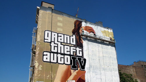GTA 4 in Oct - 11