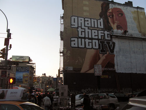 GTA 4 in Oct - 12