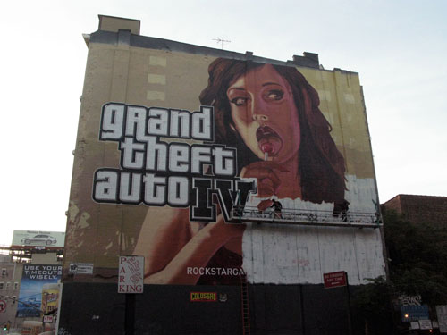 GTA 4 in Oct - 14