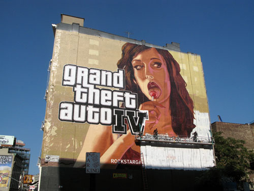 GTA 4 in Oct - 15