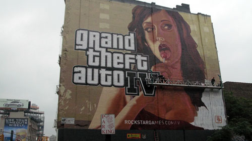 GTA 4 in Oct - 17