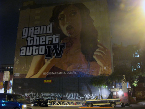 GTA 4 in Oct - 19