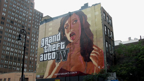 GTA 4 in Oct - 21
