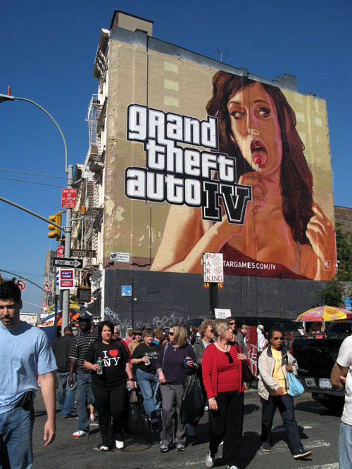 GTA 4 in Oct - 22