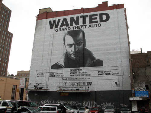 GTA 4 wanted 6