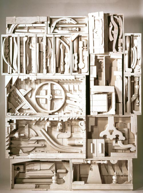 the legacy of louise nevelson in the history of modern art