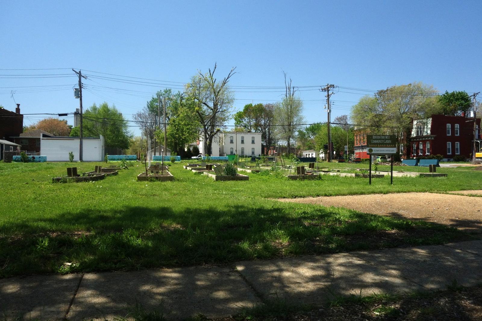 urban gardens e'rywhere