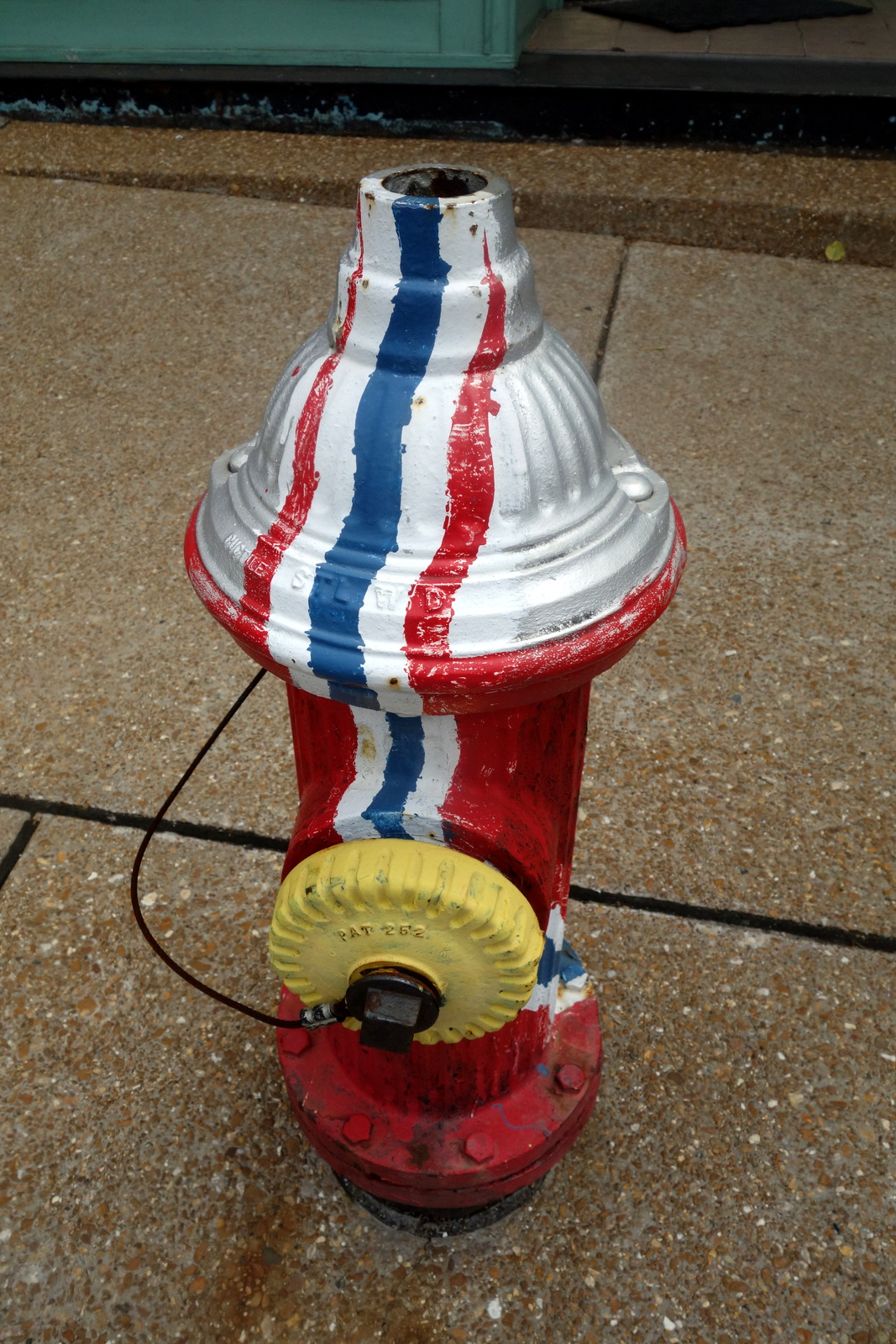 civic pride hydrant