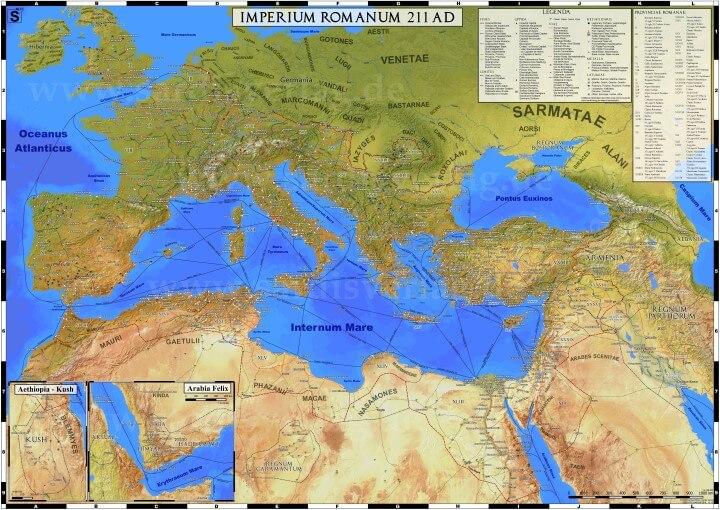 Map-of-the-Roman-Empire-in-211-CE