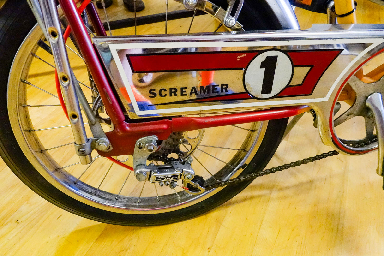 1970s Sears Roebuck Screamer 1 With Wicked Shifter Normalblog